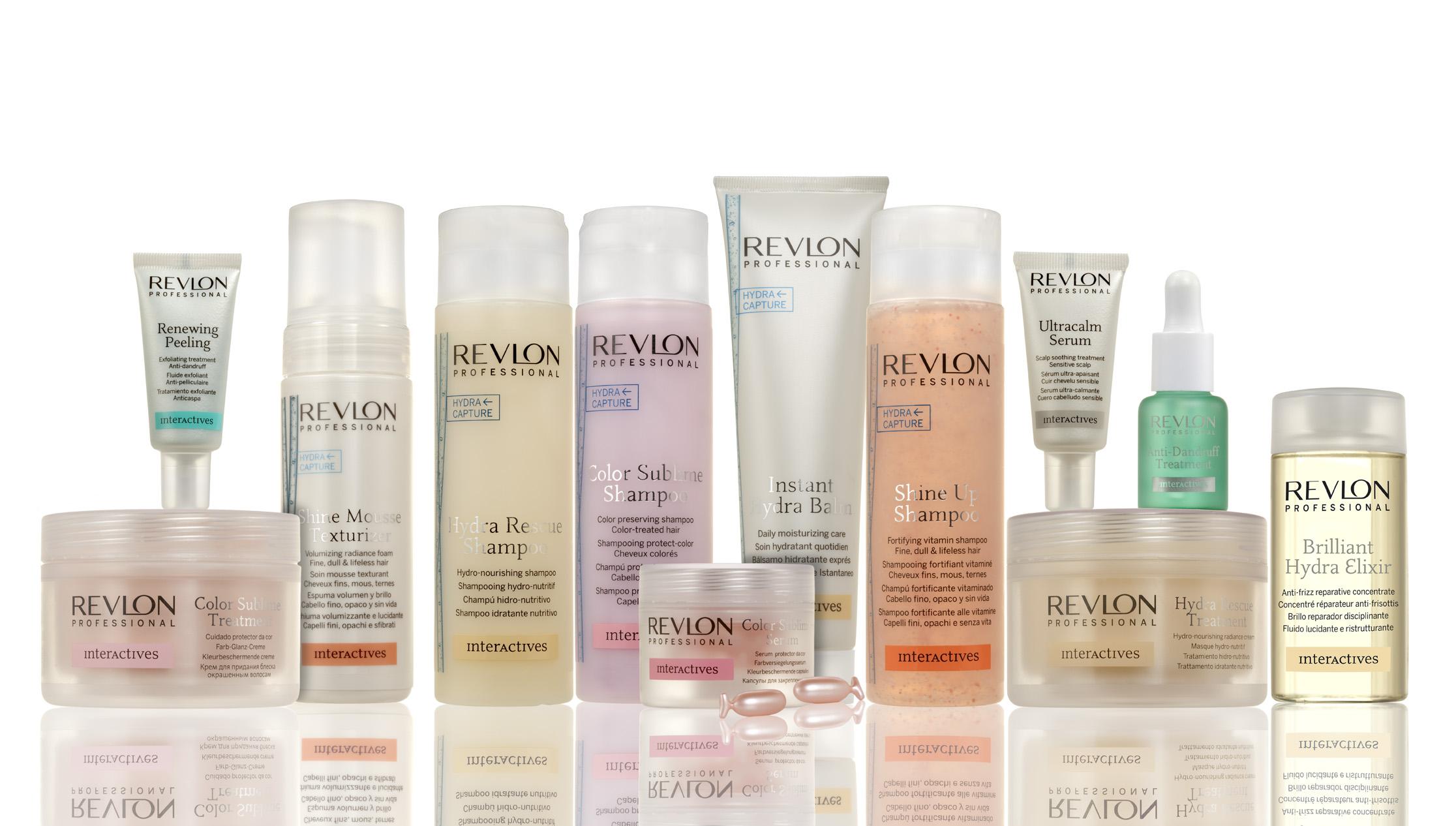 Revlon косметика для волос официальный сайт